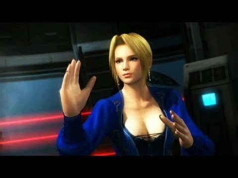 Dead or Alive 5 : Lisa VS Helena