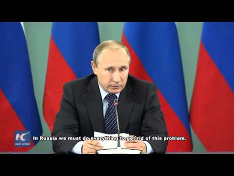 RAW: Putin calls for internal investigation into doping allegations
