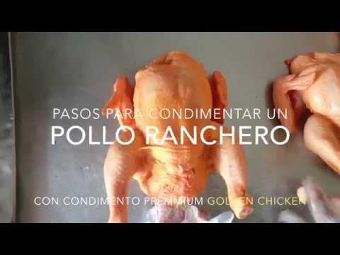 Condimento para Pollo Rostizao | Pollo Adobado | How to prepare roast chicken thumbnail