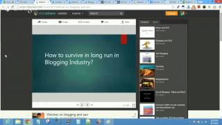 Blogging & SEO webinar with Imran Uddin (All Tech Media Founder)