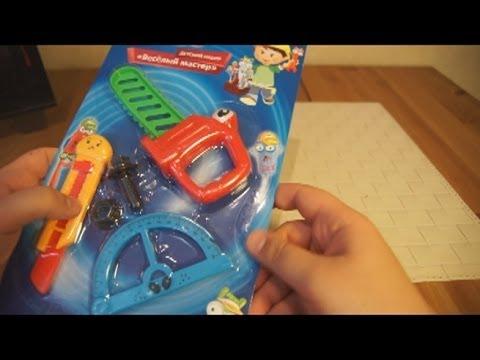 Вредные игрушки - Наклейки - Шприцы - Инструменты