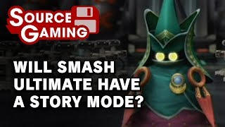 Will Smash Ultimate Have a Story Mode? - SG Discussion