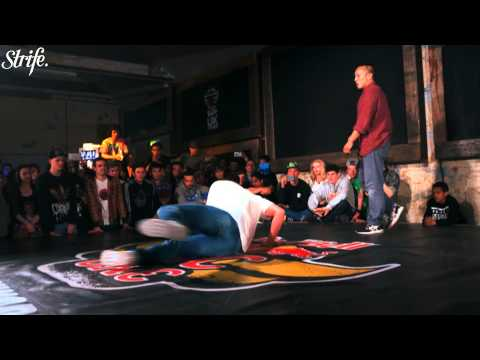 Reckless Lee vs LB | STRIFE. | Red Bull BC One: UK Cypher 2013 | FINAL