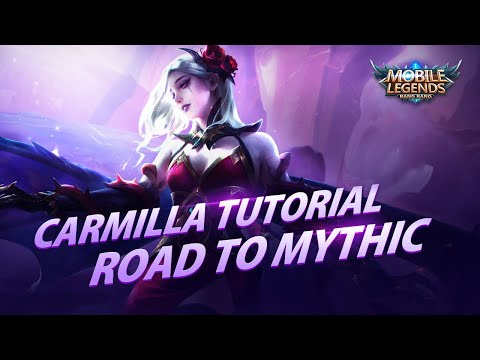 Road to Mythic | Shadow of Twilight | Carmilla | Mobile Legends: Bang Bang!