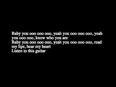 Eric Paslay Song About a Girl w/ Lyrics