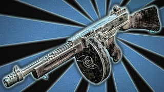 Fallout 4 - Silver Submachine Gun - Unique Weapon Guide