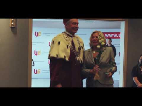 70 Inauguracja - Uniwersytet Ekonomiczny We Wrocławiu
