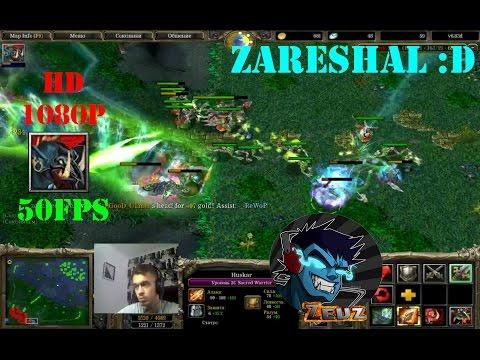 ★DoTa Huskar, The Sacred Warrior - GamePlay | Guide★Zareshal :D★#2