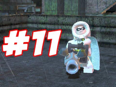 LEGO Batman 2 - LEGO BRICK ADVENTURES - PART 11 - ITS OVER 100!