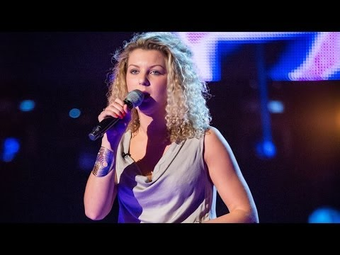 Emily Adams Performs 'i'd Rather Go Blind' - The Voice Uk 2014: Blind Auditions 6 - Bbc One video