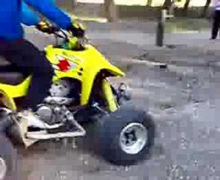 Daci (suzuki quad sport)