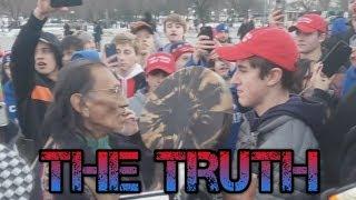 The Truth - Nathan Philips / Covington Catholic Kids