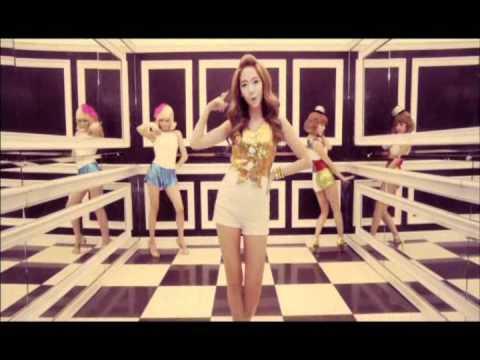 Snsd - Hoot [chipmunk Verison] video
