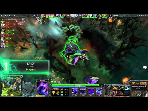 Day 5 Show Open   The International 2013   Korean Commentary