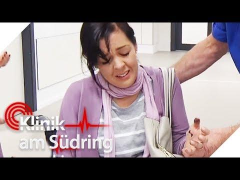 Schwangere bekommt Stromschlag: Jetzt spürt sie das Baby nicht mehr! | Klinik am Südring | SAT.1 TV