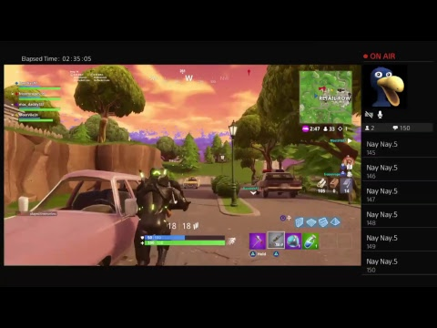 Fortnite Stream Dropping 20 Kills A Game
