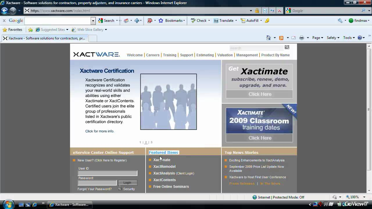 How to get free xactimate 25 demo youtube for Xactimate 28 tutorial