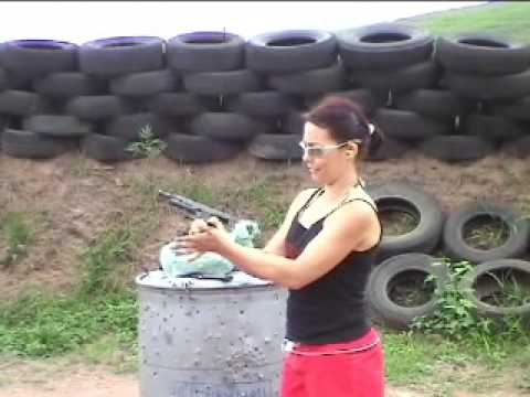 Colt .45 ACP Hand Canon Video