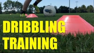 How to Improve Your Dribbling Skills   Training