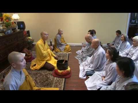 Niệm Phật - Tọa Thiền