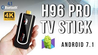 H96 Pro Dongle Overview