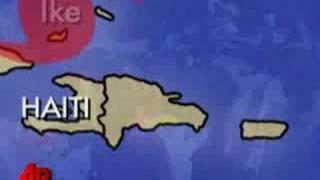 Haitians Flee Gonaives Before Ike Reaches Island
