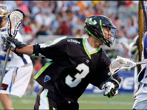 MLL Week 5 Highlights: Charlotte Hounds at New York Lizards