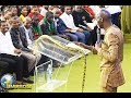 South African prophet, Lesego Daniel, spotted a snake to perform miracle