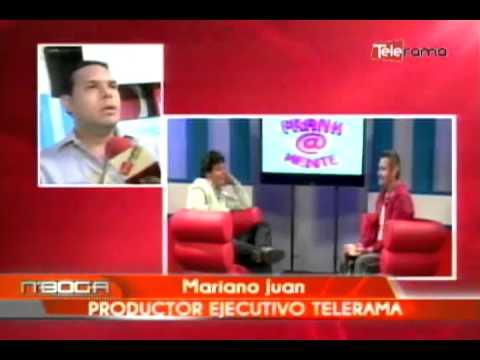 Frank Palomeque realizó rueda de prensa de programa Frankmente