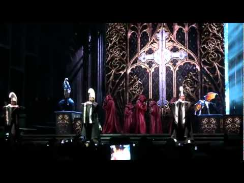 Madonna - MDNA Tour Live Abu dhabi - Open Part + Girl Gone Wild HD