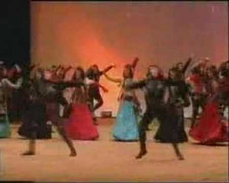 "georgian national ballet, dance ""ACHARULI"""