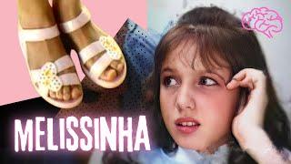 Comercial da Melissinha (1986) - Pochete, Relógio e Estojo