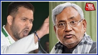 Shatak Aajtak: Tejaswi Yadav Attacks Nitish Kumar Over Special Status For Bihar