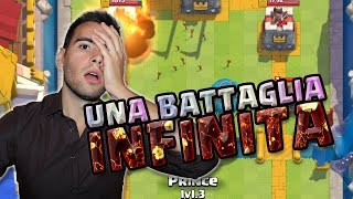 Battaglia Interminabile Clash Royale