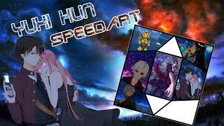 【Yuki kun 雪】Speed Artwork ►Gamer Weisheiten Part 7 Soul◄