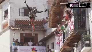 Fantastic City Downhill World Tour finals inTaxco 2014
