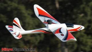 Dynam EZ Hawk RC Glider Flight and Review