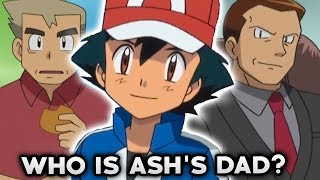 5 Pokemon Theories That Explain Who Ash Ketchum's Dad Is