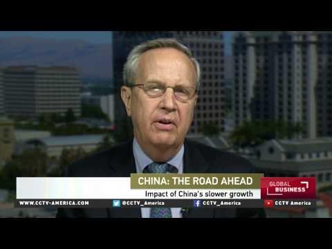 Richard Levin on China's anti-corruption efforts