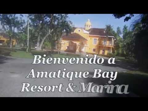 HOTEL AMATIQUE BAY - Ubicaciòn - Puerto Barrios - Izabal