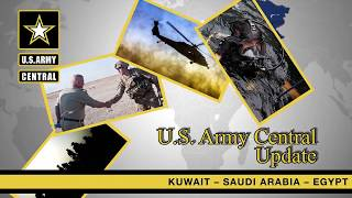 U.S. Army Central Update | July 2018