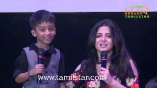 Vikram's Spirit Of Chennai Video Album Launch