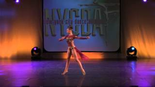 "by Sophia Lucia - 2014 contemporary solo ""Secrets"""