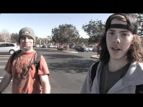 Gravity Skateboards - Frank Schaffroth Visits Cali
