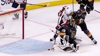 Capitals' Eller taps in rebound to give Capitals third period lead