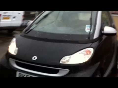 2009 SMART FORTWO PASSION CDI DIESEL AUTO CABRIOLET CAR REVIEW