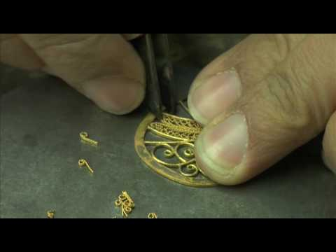 Ancient Jewellery Techniques