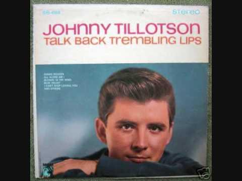 Johnny Tillotson - Blue Velvet