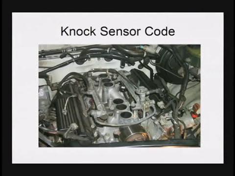 Tip Clip: Knock Sensor Testing