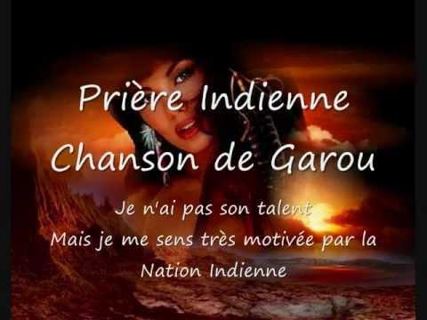 Garou - Prière Indienne
